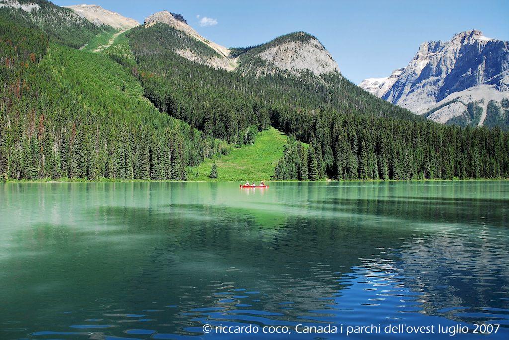 Canada, i parchi dell'ovest – luglio 2007