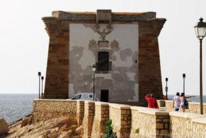 Tornati a Trapani la torre di Ligny un'antica torre costiera situata all'estremità occidentale della città di Trapani. Fu eretta a difesa della città dalle incursioni dei corsari barbareschi.