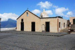 Dal Santuario Madonna della Catena di Lipari si possono godere meravigliosi panorami