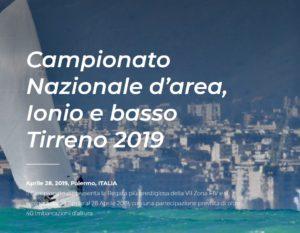 Campionato Nazionale d'Area Ionio e Basso Tirreno, Palermo 2019