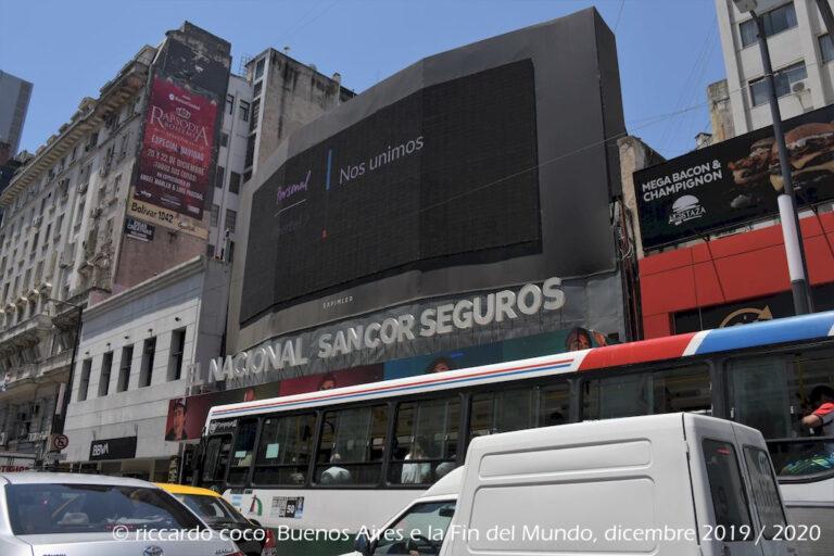 Il teatro El Nacional Sancor Seguros è un teatro di Buenos Aires costruito nel 1906 che si trova in Corrientes Avenue , l'asse della vita teatrale della città.