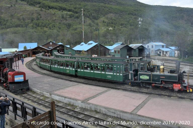 """La locomotiva """"Camile"""" insieme a """"Rodrigo"""", """"Porta"""", """"Zubieta"""" e """"Fuego"""" sono le locomotive attualmente in servizio."""