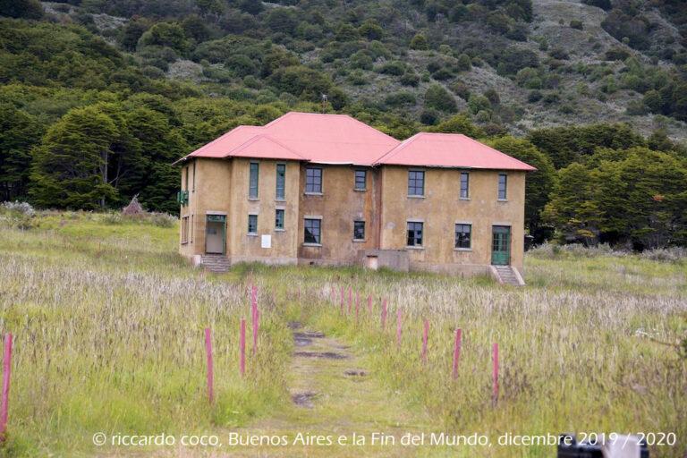 La vecchia stazione radio della Marina di Cile costruita nel 1931, che oggi è un museo.