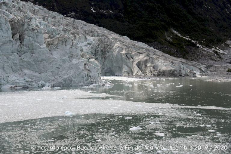 Il ghiacciaio Pia