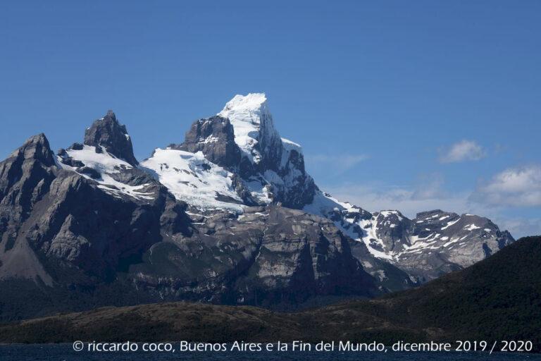 Ancora il Monte Buckland, finalmente senza nuvole !!!