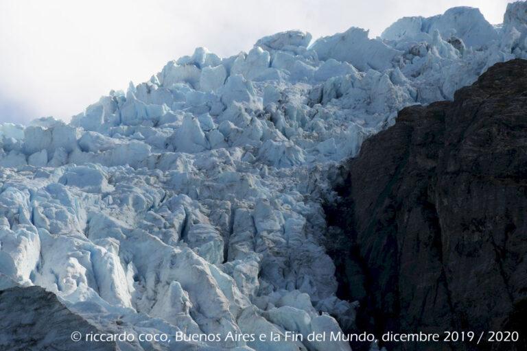 Il ghiacciaio Aguila