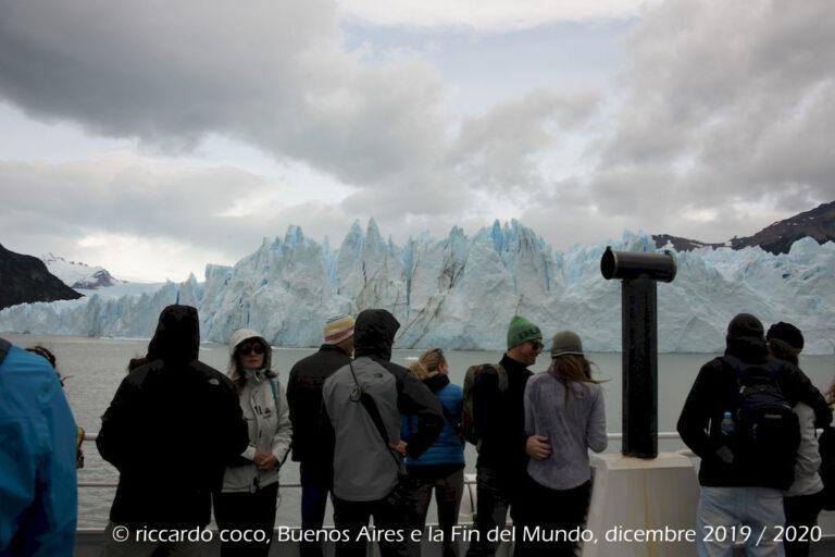 Giro in barca per ammirare la parete anteriore ghiacciaio Perito Moreno