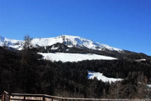 """I monti """"tutti da sciare"""" attorno a Pila"""