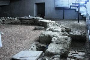 Nella basilica funeraria paleocristiana sono stati sepolti i primi vescovi di Aosta