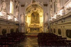 Visita all'Oratorio di Santa Caterina d'Alessandria all'Olivella, con gli amici del Club di Territorio di Palermo del TCI – novembre 2019